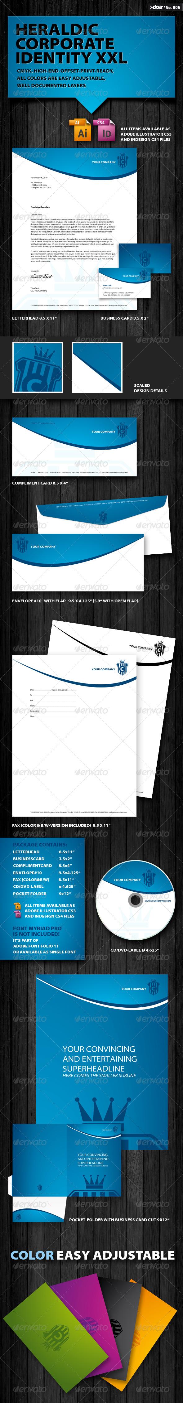 Heraldic Corporate Identity XXL