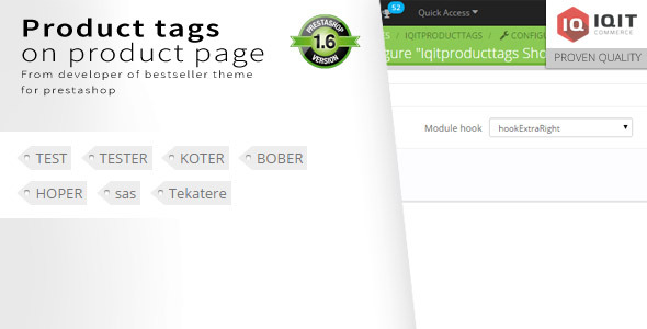 CodeCanyon Products tags block on product page 10890183