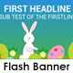 Easter Campaign Flash Banner-12 - ActiveDen Item for Sale