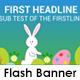 Easter Campaign Flash Banner-12 - ActiveDen Item for Sale