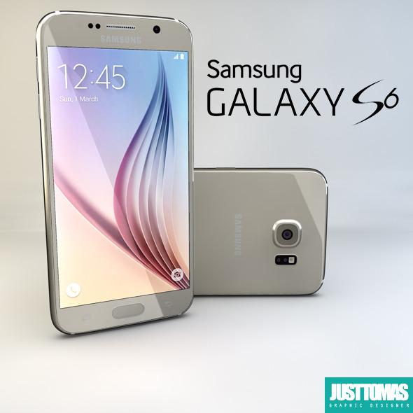 3DOcean Samsung Galaxy S6 10891401