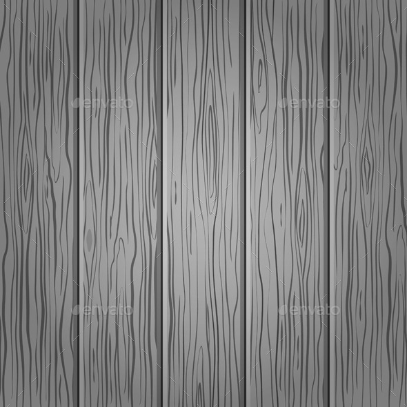 GraphicRiver Gray Wooden Planks 10891803