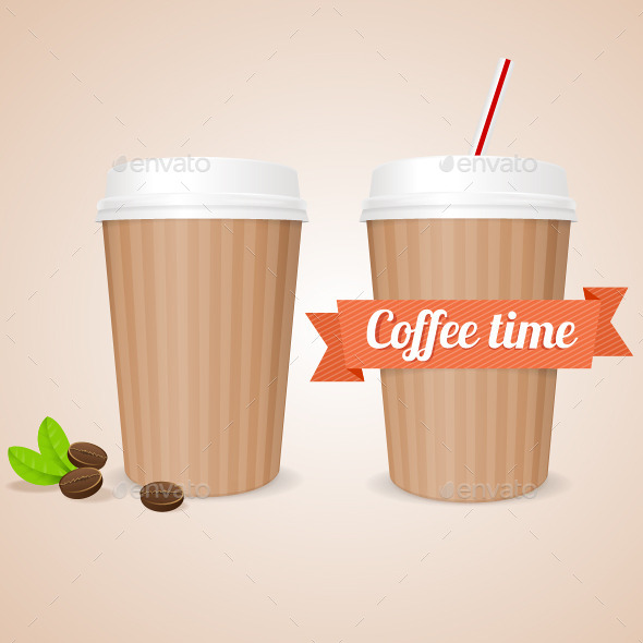 GraphicRiver Coffee Time 10891986