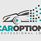 Car Options Logo Template - GraphicRiver Item for Sale