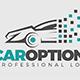 Car Options Logo Template - GraphicRiver Item for Sale