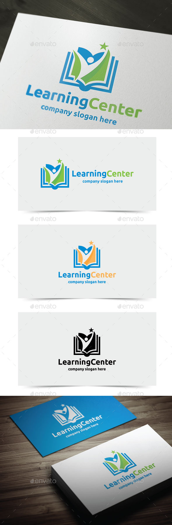 GraphicRiver Learning Center 10892223