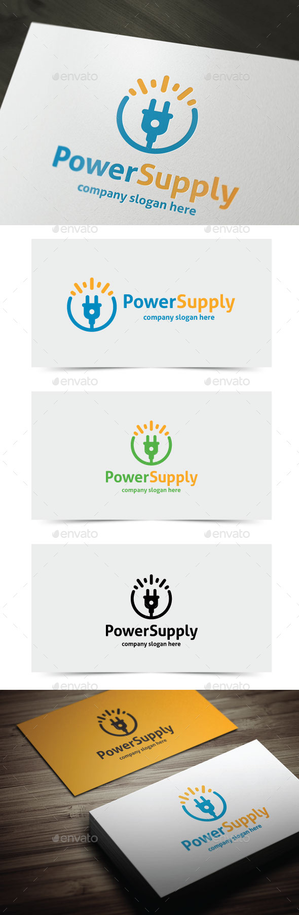 GraphicRiver Power Supply 10892276