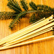 knitting needles and yew branch - PhotoDune Item for Sale