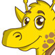 Cartoon Giraffe - GraphicRiver Item for Sale