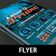 Praise Concert Flyer and Poster Template - GraphicRiver Item for Sale