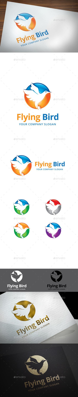 GraphicRiver Flying Bird 10892844