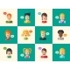 People Avatars  - GraphicRiver Item for Sale
