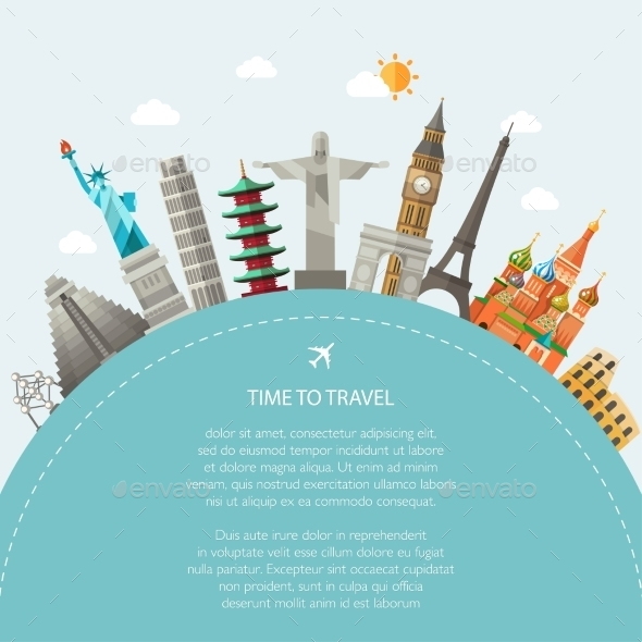 GraphicRiver Time to Travel 10894170