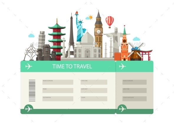 GraphicRiver Time to Travel 10894209