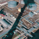 Flight Above Industrial Zone - VideoHive Item for Sale