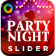 Party Slider - GraphicRiver Item for Sale