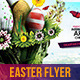 Easter Flyer Template 2 - GraphicRiver Item for Sale