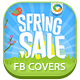 Spring Sale Facebook Covers - 3 Designs - GraphicRiver Item for Sale