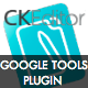 Google Tools Plugin for CKEditor 4