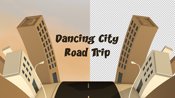 Dancing City Road Trip