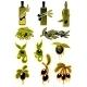 Olive Symbols  - GraphicRiver Item for Sale