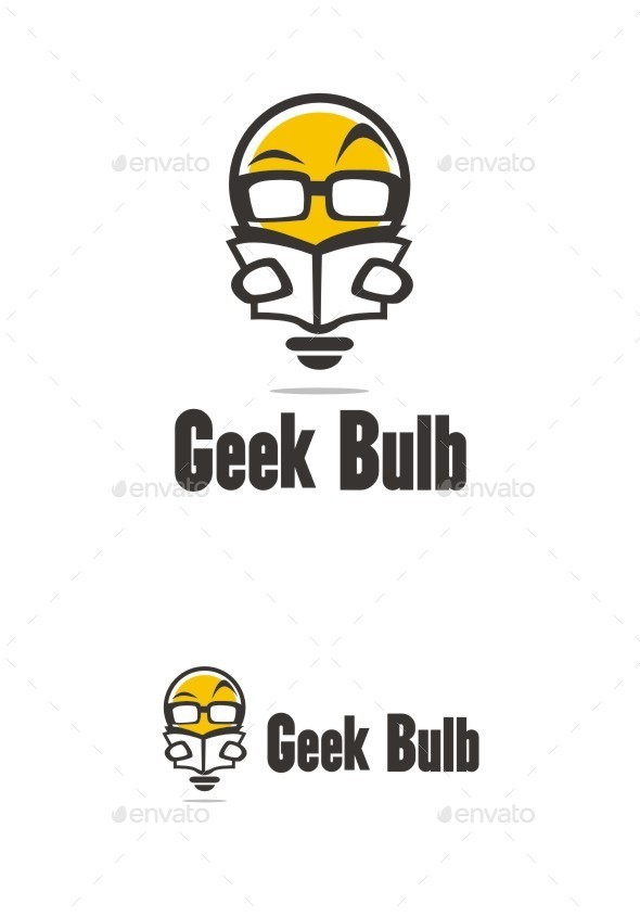 GraphicRiver Geek Bulp 10870248