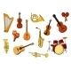 Musical Instruments  - GraphicRiver Item for Sale