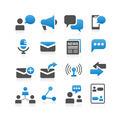 Communication concept icon - PhotoDune Item for Sale