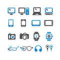 Electronic product icon set - PhotoDune Item for Sale