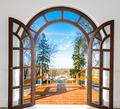open door ladder - PhotoDune Item for Sale