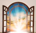 Open door to the sky - PhotoDune Item for Sale