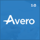 Avero - Responsive Email Template + Online Editor  - ThemeForest Item for Sale