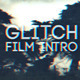 Glitch Film Intro - VideoHive Item for Sale