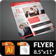 Professional Creative Corporate Business Flyer Print Template - GraphicRiver Item for Sale