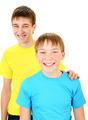 Brothers Portrait - PhotoDune Item for Sale