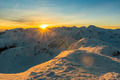 Winter sunrise in the Tatras - PhotoDune Item for Sale