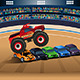 Monster Truck Jumping  - GraphicRiver Item for Sale