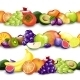 Fruits Borders Illustration - GraphicRiver Item for Sale