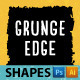 Grunge Edge Shapes - GraphicRiver Item for Sale