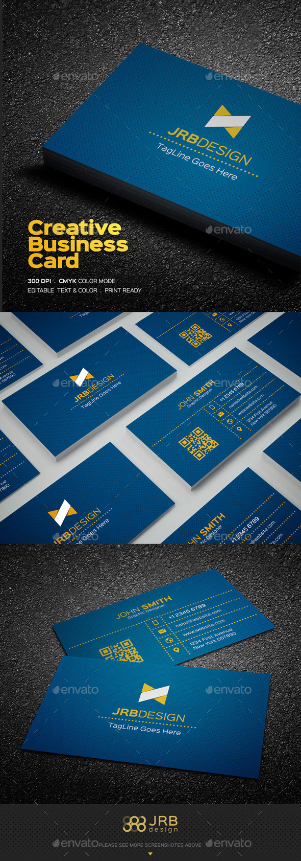 GraphicRiver Creative Business Card 10903745