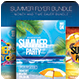 Summer Flyer Bundle V.1 - GraphicRiver Item for Sale