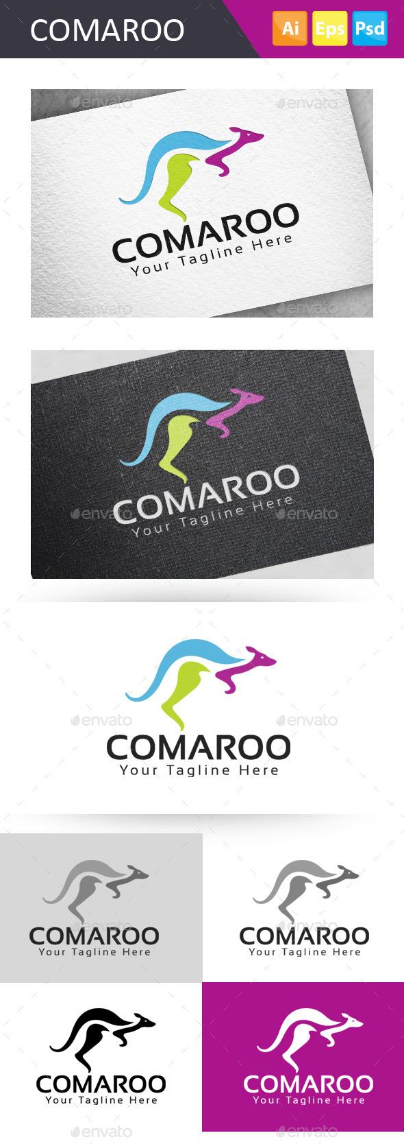 GraphicRiver Comaroo 10904328