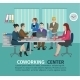 Coworking Center Concept - GraphicRiver Item for Sale
