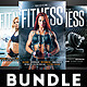 Fitness & Gym Sport Flyers Bundle - GraphicRiver Item for Sale