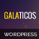 Galaticos - Multipurpose Corporate WordPress Theme