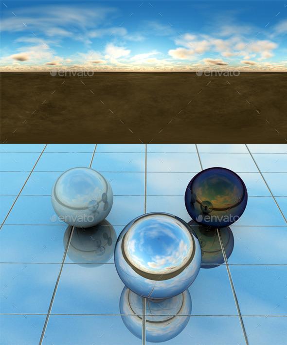 3DOcean Desert 232 10904693