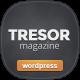 Tresor - Multipurpose News & Magazine Theme - News / Editorial Blog / Magazine