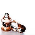 Russian Dolls Matryoshka Isolated on a white background - PhotoDune Item for Sale