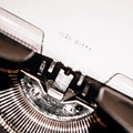 old typewriter with text join us - PhotoDune Item for Sale