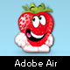 Strawberry for Adobe AIR